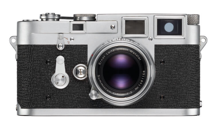 Leica M3, 1954