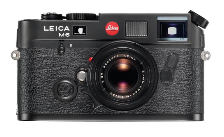 Leica M6, 1998