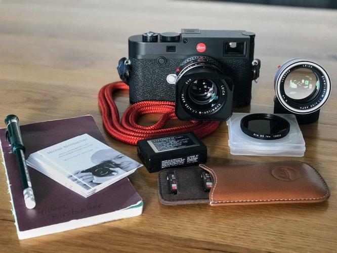 Fotoreise mit wenig Ausrüstung